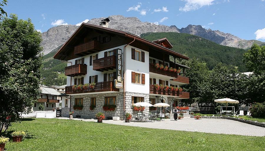 Stelvio partners hotels for Meuble cima bianca bormio