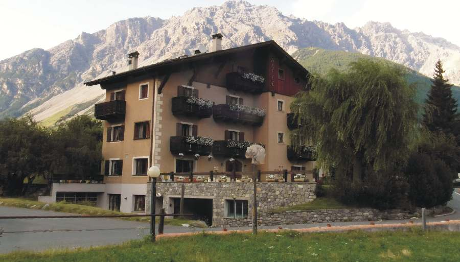Stelvio partners hotels for Meuble cima bianca