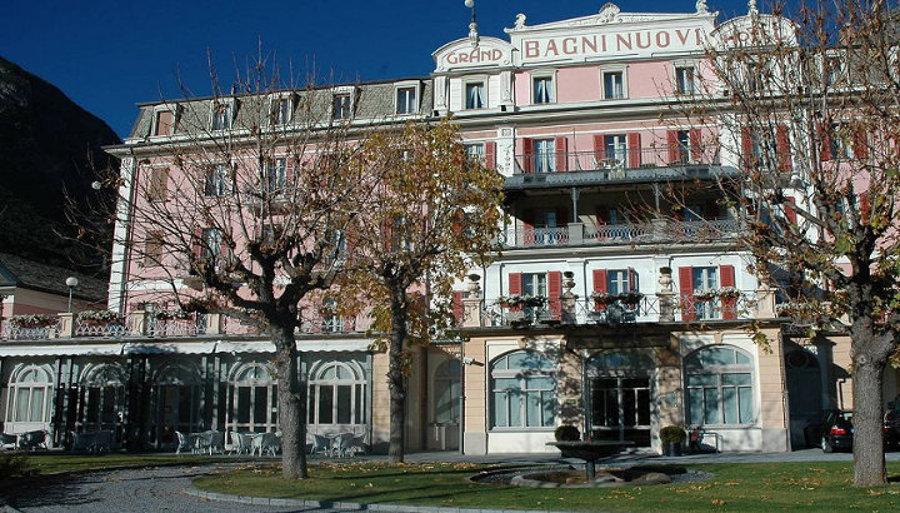 QC Terme Grand Hotel Bagni Nuovi partner of Stelvio Experience